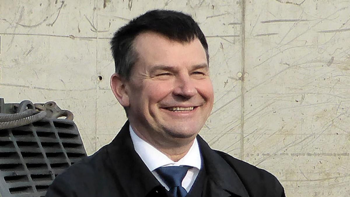 Tor Mikkel Wara - Krimi um Norwegens Justizminister