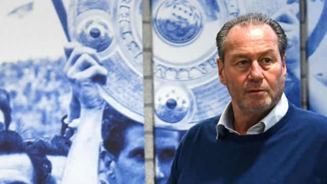 FC Schalke 04 - Pk mit Trainer Stevens