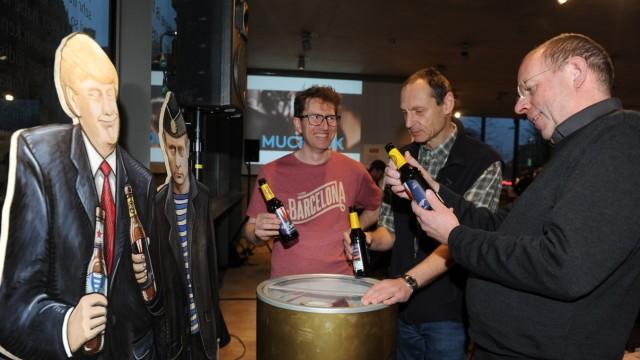 Süddeutsche Zeitung München Beliebtes Getränk, ungewöhnlicher Ort