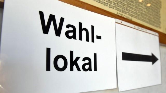 Politik in Bayern Kommunalwahl 2020