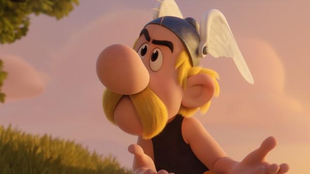 "Feuilleton ""Asterix"" im Kino"