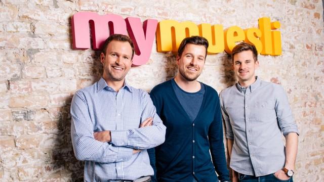 Start-up Mymüsli