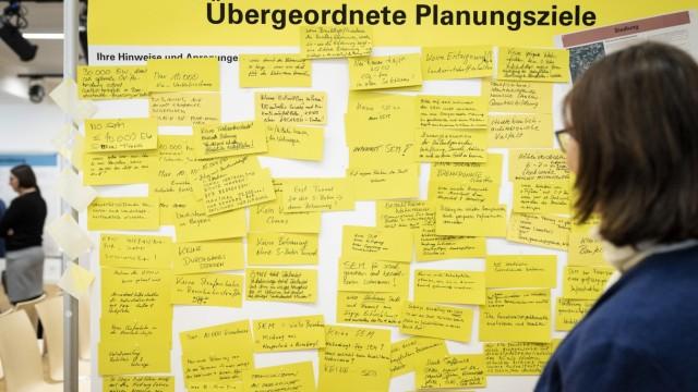 Politik in München Städtebauliche Entwicklung
