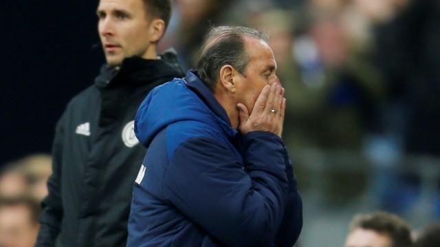 Bundesliga - Schalke 04 v RB Leipzig