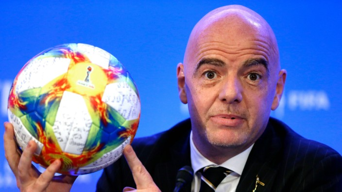 FIFA Council meeting to discuss expanding 2022 World Cup to 48 teams