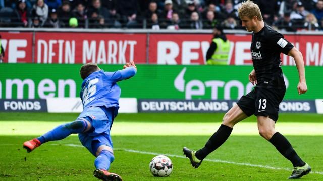 17 03 2019 xpsx Fussball 1 Bundesliga Eintracht Frankfurt 1 FC Nuernberg emspor v l tor zum