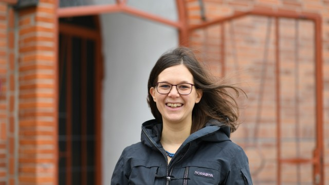Jugendpfarrerin Anna Hertl