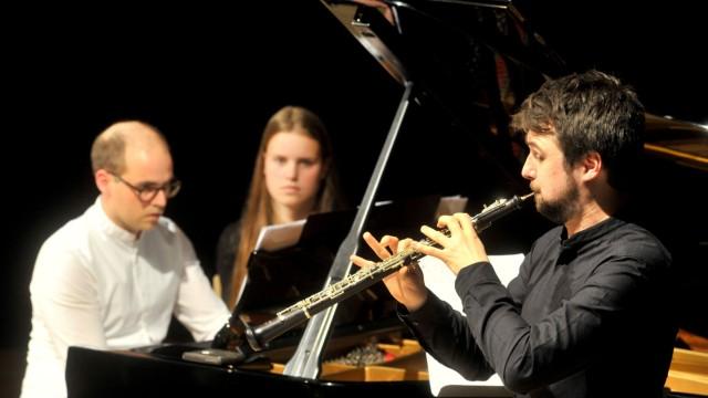 Gilching: Klavier& Oboe-Konzert Juri Schmahl & Philipp Heiß