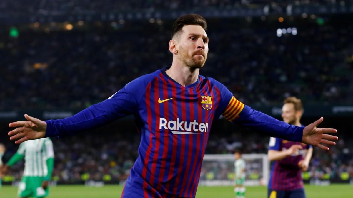Wir sind alle unwürdig, Lionel Messi