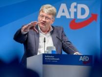 Politischer Aschermittwoch in Bayern - AfD