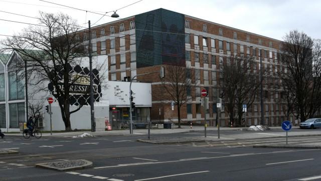Ehemaliges Gesundheitshaus an der Dachauer Straße in München, 2019