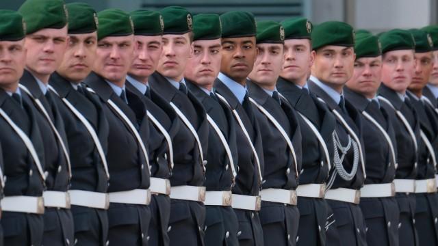 Soldiers Of The Bundeswehr