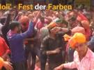 Fröhlich und farbig - das Holi-Fest in Indien (Vorschaubild)