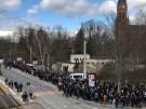 Chemnitz: Beerdigung von Fan aus rechter Szene (Vorschaubild)