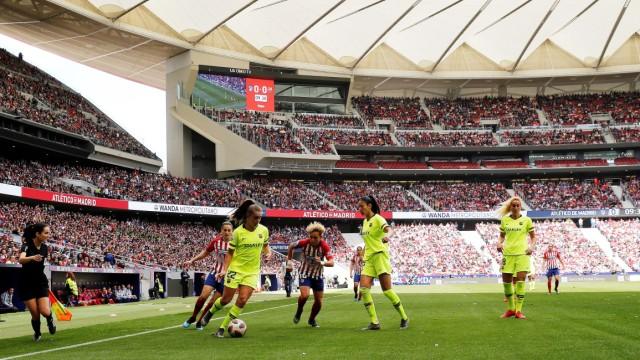 Atletico de Madrid vs FC Barcelona, Spain - 17 Mar 2019