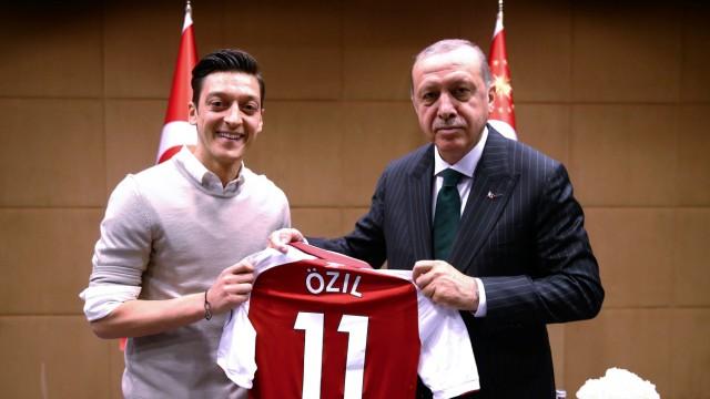 Internationaler Fußball Mesut Özil