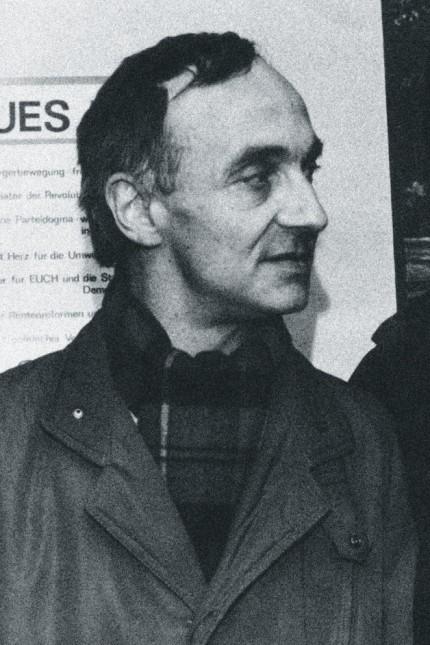 Günter Ullmann und Jürgen Fuchs