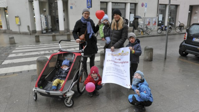 Kinder und Familie in München Kita-Suche