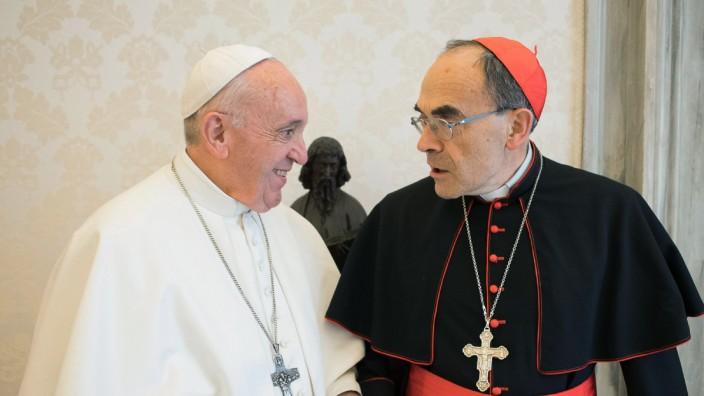 Franziskus Barbarin Rücktritt