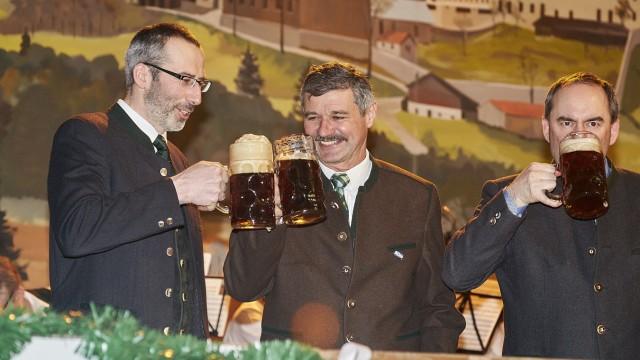 Josefifest Reutberg Traditioneller BDM-Milchbauernabend