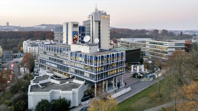 SWR Funkhaus Stuttgart, Außenansicht