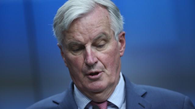 Michel Barnier, Brexit