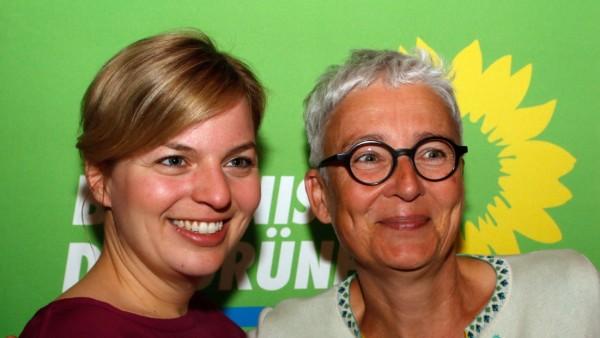 Martina Neubauer kandidiert für den Landratsposten; Kandidatenkür der Grünen