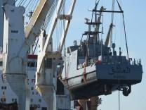 Patrouillenboote für Saudi-Arabien