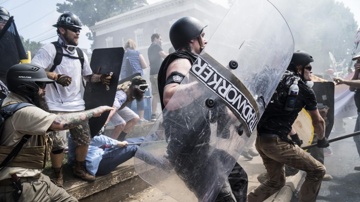 USA diskutieren über rechte Gewalt