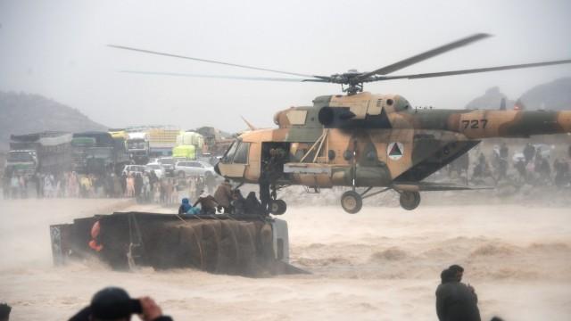 Unglück und Unfall Afghanistan