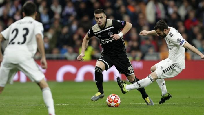 Real Madrid - Ajax Amsterdam