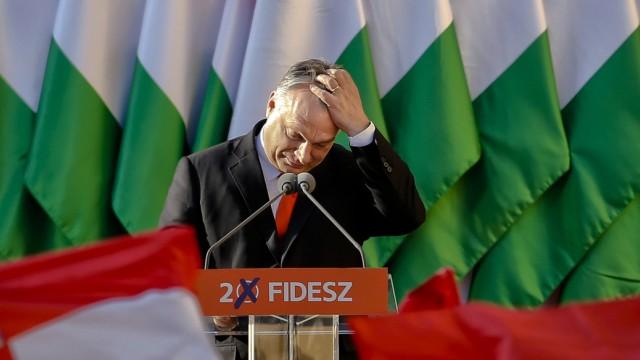 Politik Europäische Union Orbán und die EVP