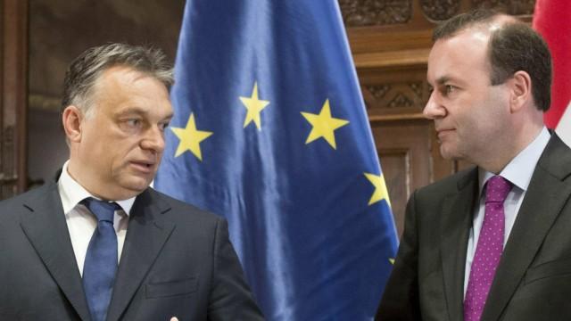 Politik Europäische Union Ungarn