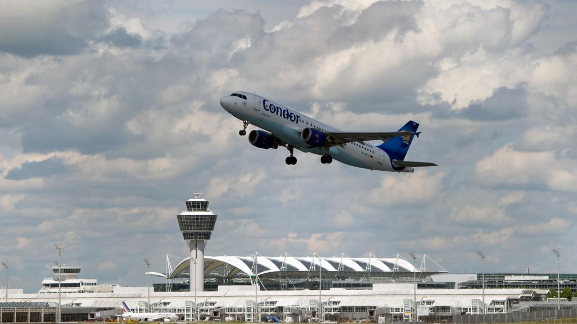 Flughafen München: Keine Spur von Flugscham