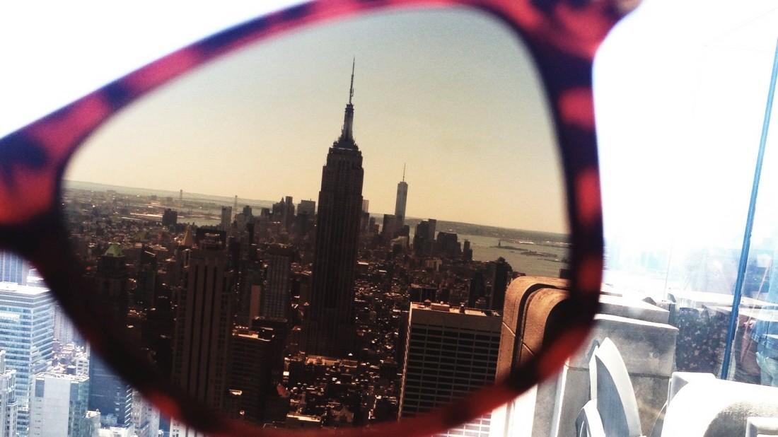 Von hier aus haben Sie den schönsten Blick auf New York