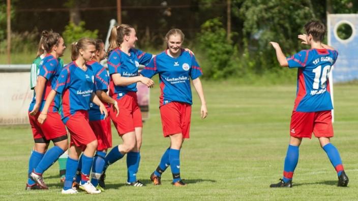 Frauenfussball In Der Region Munchen Wo Es Hakt Sport In