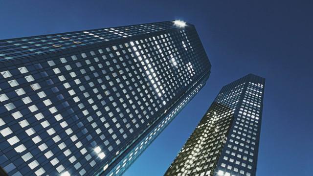 Banken und Finanzindustrie Finanzindustrie