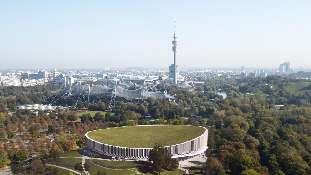 "Olympiapark: Neue Halle heißt ""SAP Garden"""