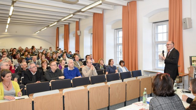 Benediktbeuern Vortragsreihe in Benediktbeuern