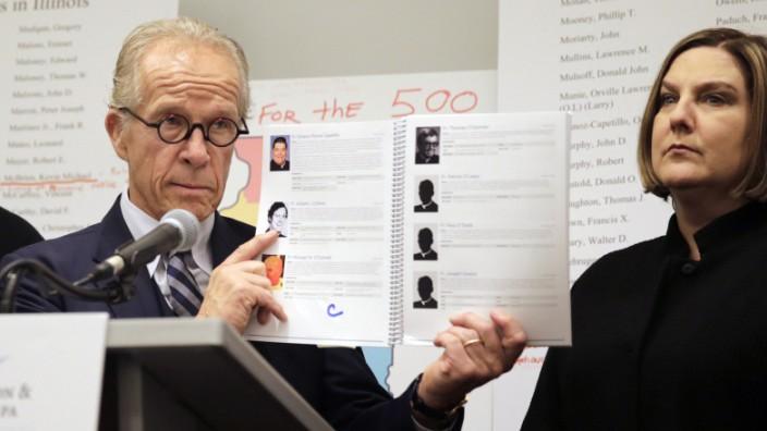 Missbrauchs-Vorwürfe in Illinois