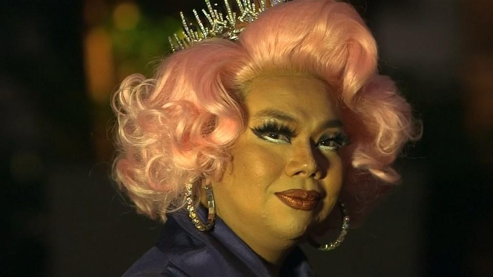 Drag Queen will in die Politik