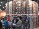 Leipziger Buchmesse öffnet für Besucher (Vorschaubild)