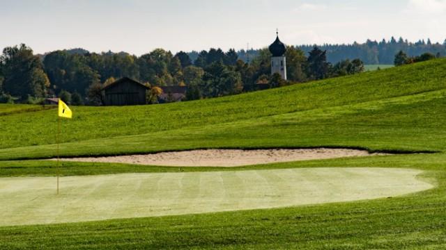 Golfplatz 1860