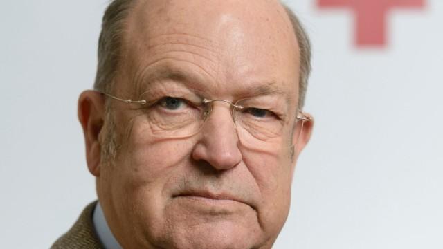 Bundesarzt Prof. Dr. Peter Sefrin
