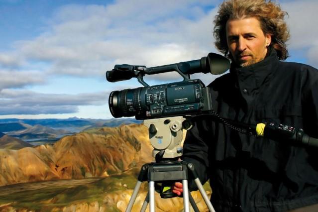 Naturfilmer Stefan Erdmann aus dem Chiemgau, Dokus über Island und die Kanaren