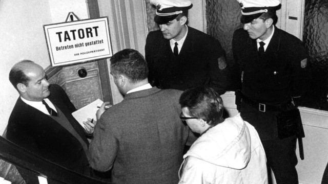Mord an Frankfurter Prostituierte Helga Matura - 1966