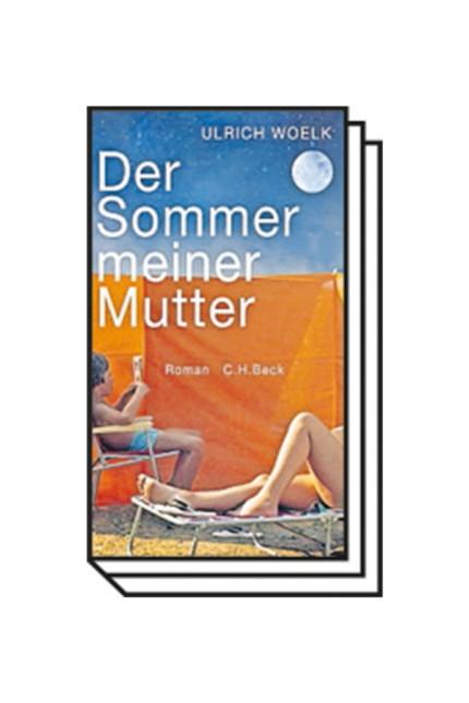 """Buchcover Feu 4 - """"Der Sommer meiner Mutter"""