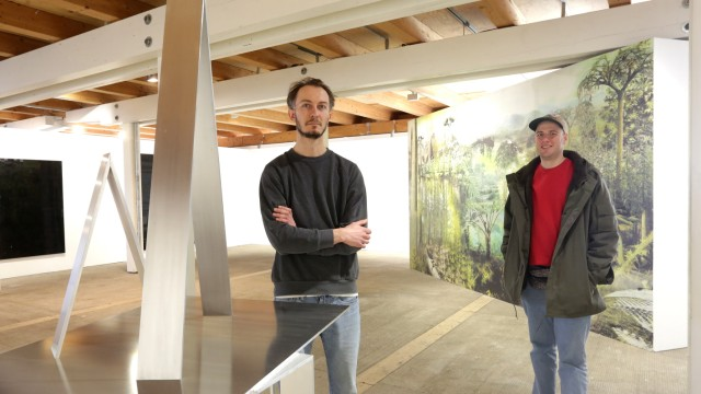 Kultur Freising Kunst im Schafhof
