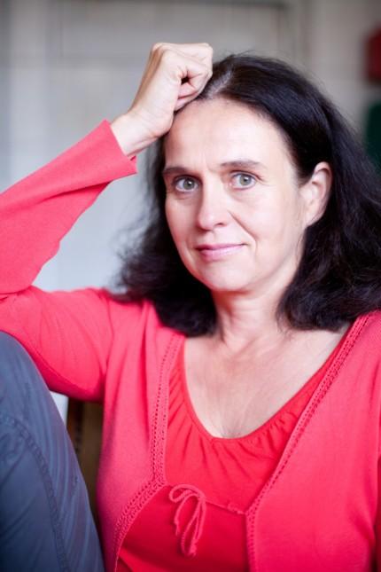 Klaudia Schmidt , Schauspielerin , Regisseurin