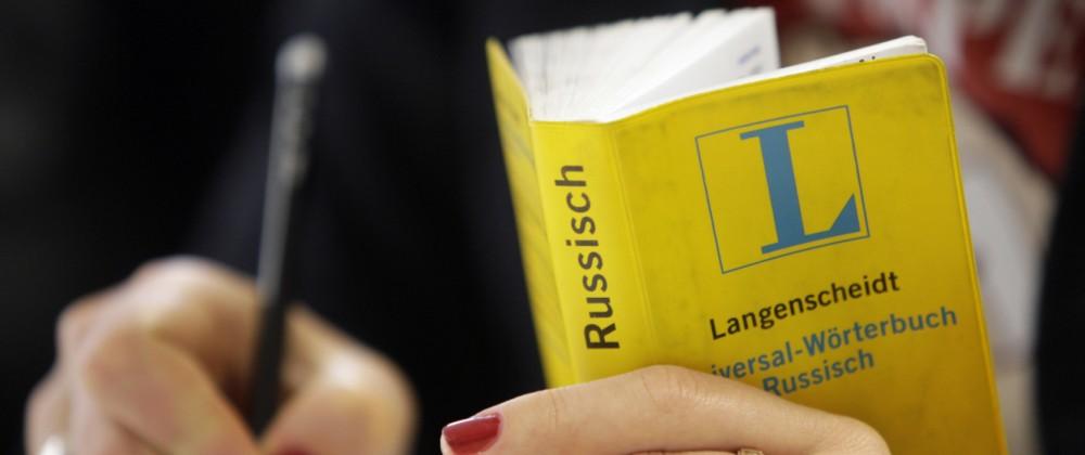 Russisch-Unterricht